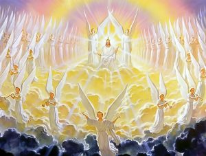 IMAGEN-002-angeles-rodeando-el-trono-de-Cristo-Rey